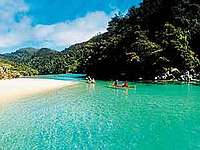 Abel Tasman National Park auf South Island