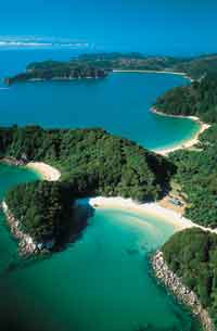 Der Abel Tasman National Park